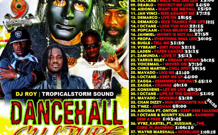 Tropical Storm Soundsystem INTL Reggae Street Demo 11_2012 (Digital)