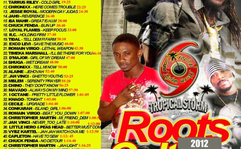 Tropical Storm Soundsystem INTL Reggae Street Demo 14 (Digital) 2012-13