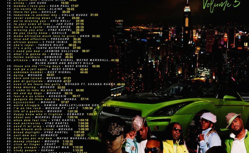 Tropical Storm Soundsystem INTL Reggae Street Demo 5 2008 – [Explicit]