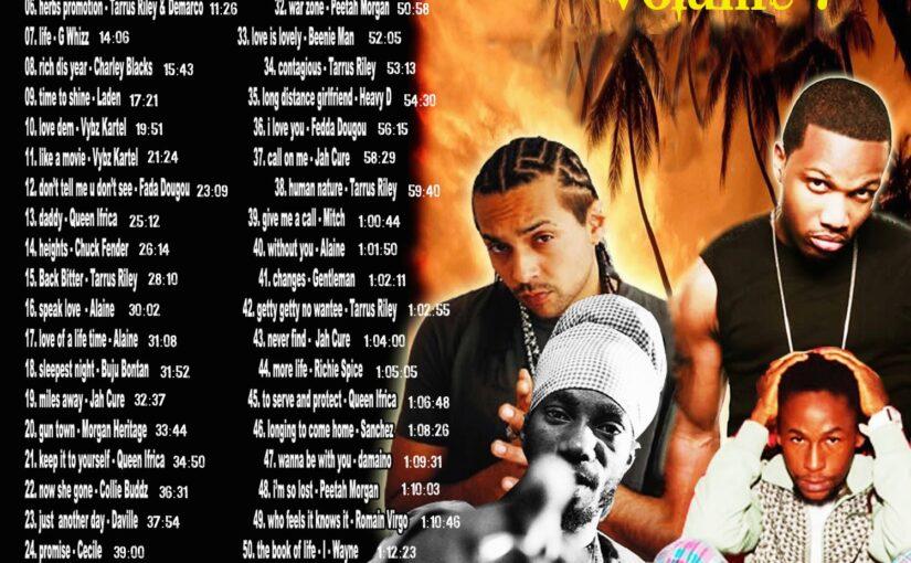 Tropical Storm Soundsystem INTL Reggae Street Demo 7 [2009] [Chillax]