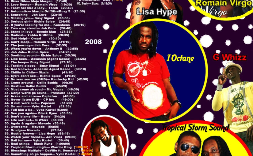 Tropical Storm Soundsystem INTL Reggae Street Demo 6 -Reggae_dancehall-Soca (Digital) [2009] [Explicit]